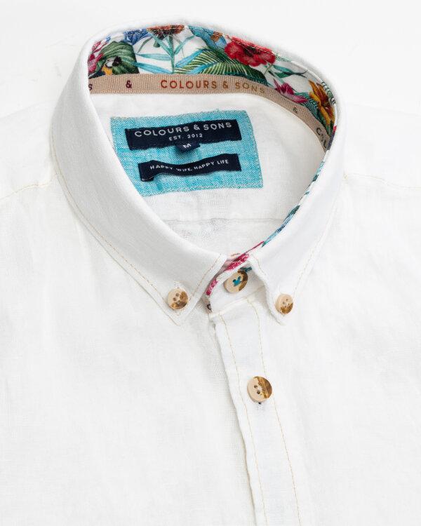 Koszula Colours & Sons 9121-330_211 WHITE biały