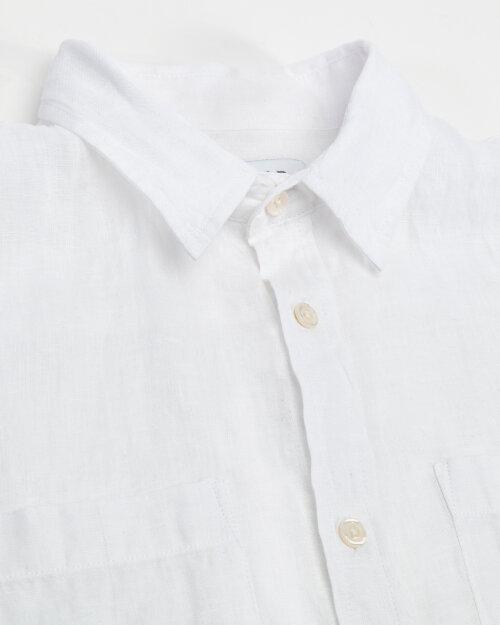 Koszula Gas A1367_DAB M/C PK          _0001 biały
