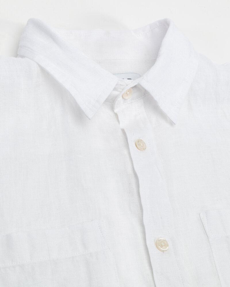 Koszula Gas A1367_DAB M/C PK          _0001 biały - fot:2