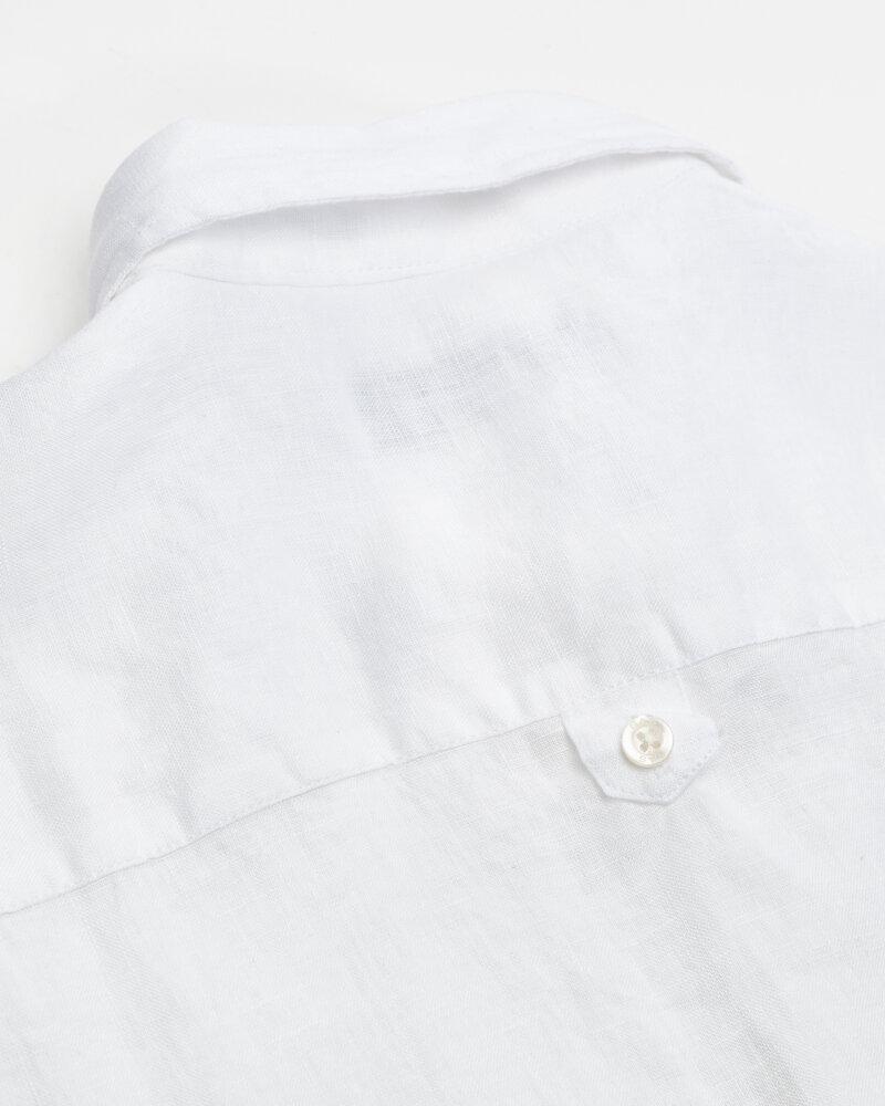 Koszula Gas A1367_DAB M/C PK          _0001 biały - fot:5
