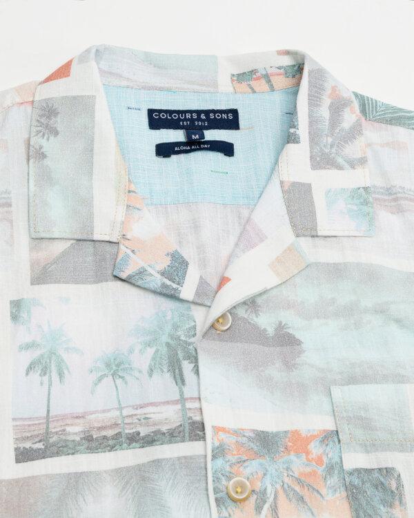 Koszula Colours & Sons 9121-340_342 HOLIDAY wielobarwny
