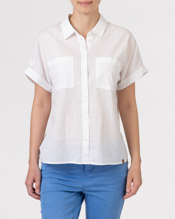 Koszula Camel Active 5S65309820_03 biały