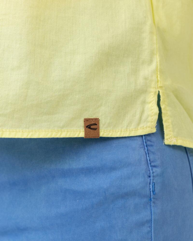 Koszula Camel Active 5S65309820_60 żółty - fot:4