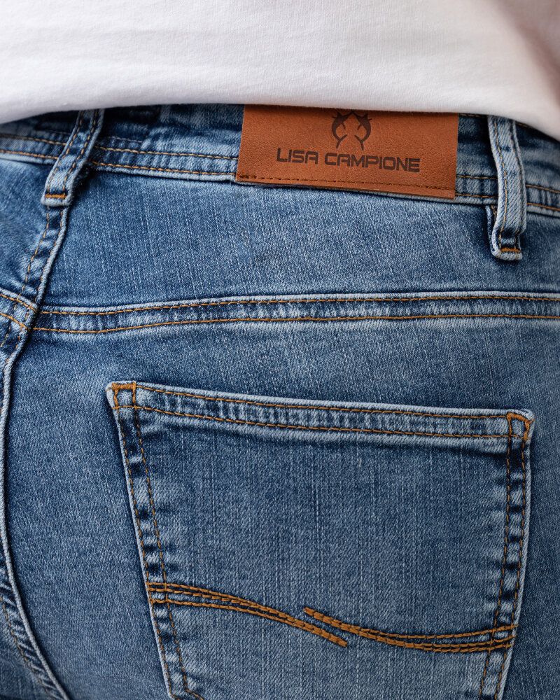 Spodnie Campione 1773211_121420_83100 niebieski - fot:4