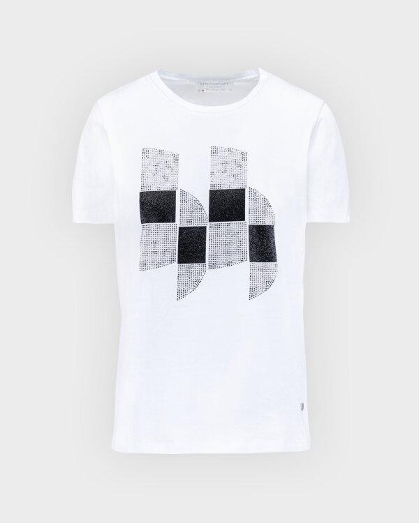 T-Shirt Campione 1723115_121130_10000 Biały Campione 1723115_121130_10000 biały