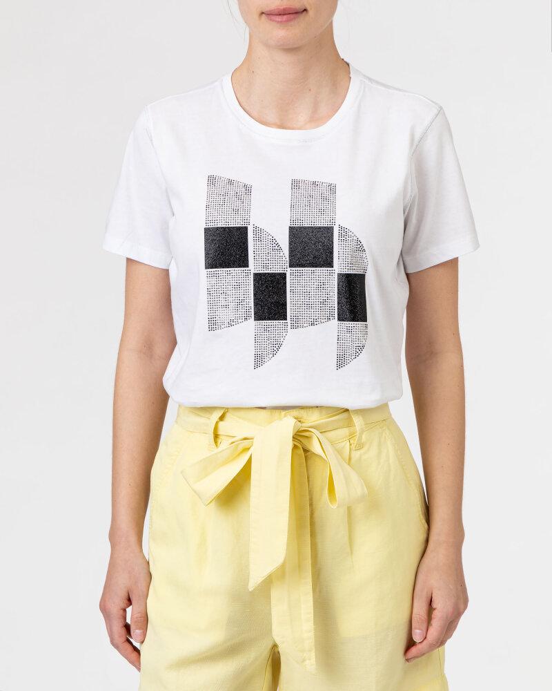 T-Shirt Campione 1723115_121130_10000 Biały Campione 1723115_121130_10000 biały - fot:2