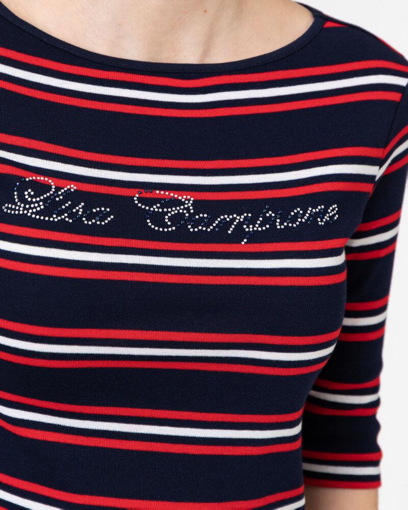 T-Shirt Campione 1683026_121130_79411 granatowy - fot:3