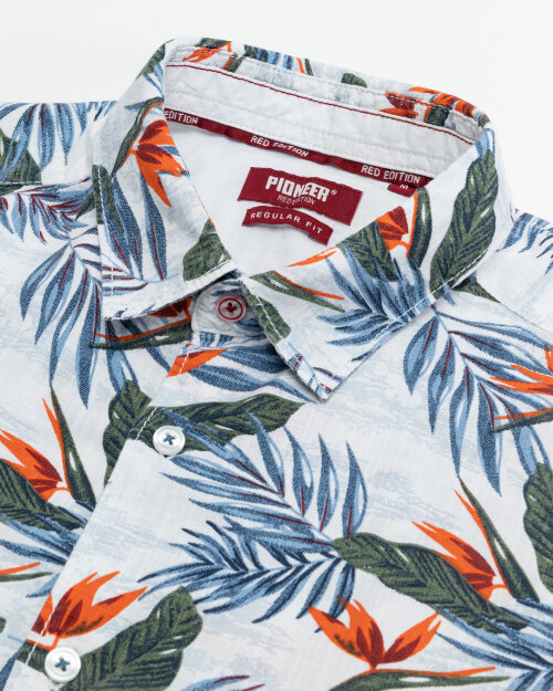 Koszula Pioneer Authentic Jeans 04360_07293_10 wielobarwny