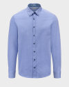 Koszula Bugatti 78810_0 9350_360 niebieski