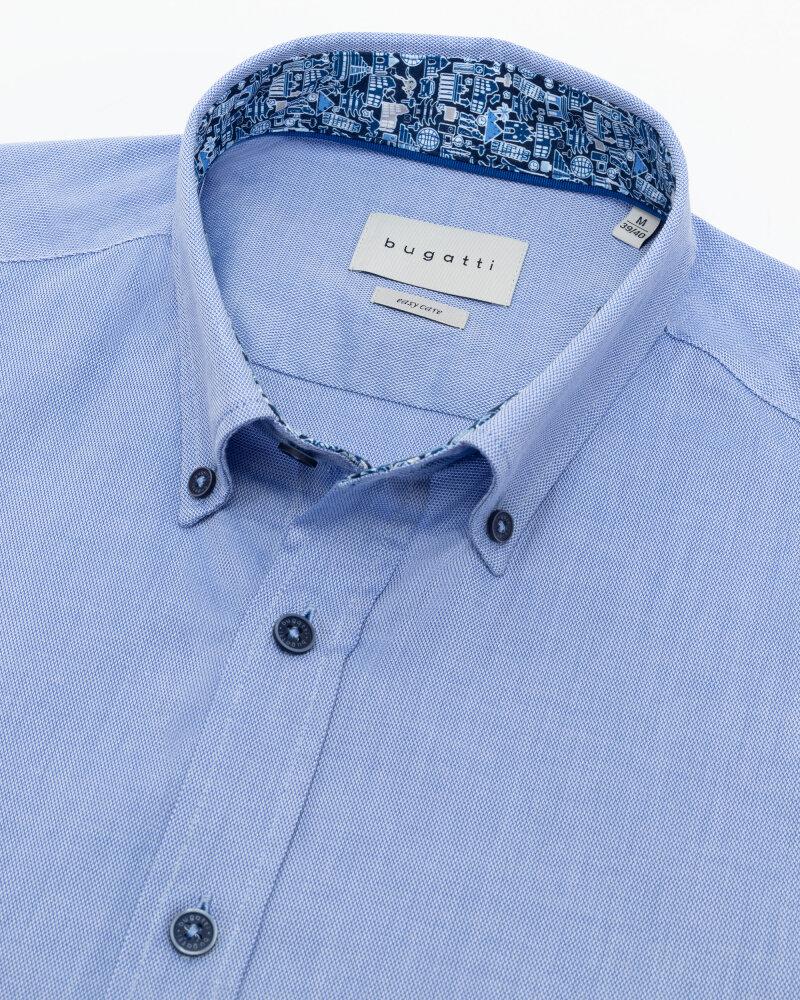 Koszula Bugatti 78810_0 9350_360 niebieski - fot:2