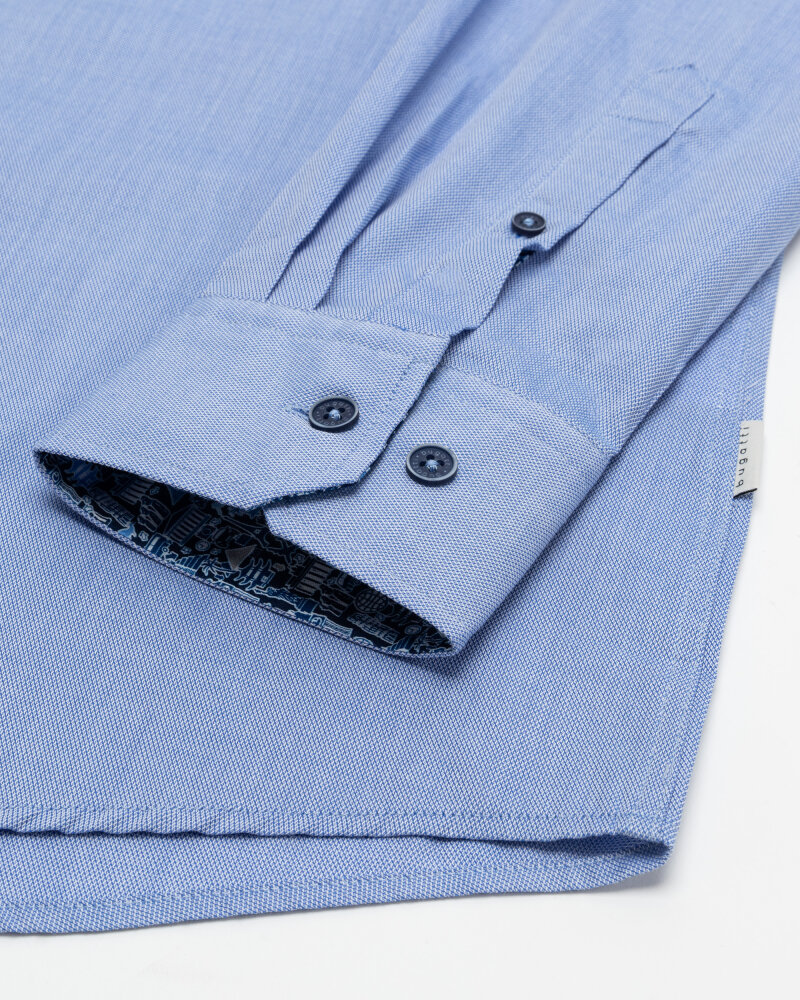 Koszula Bugatti 78810_0 9350_360 niebieski - fot:3