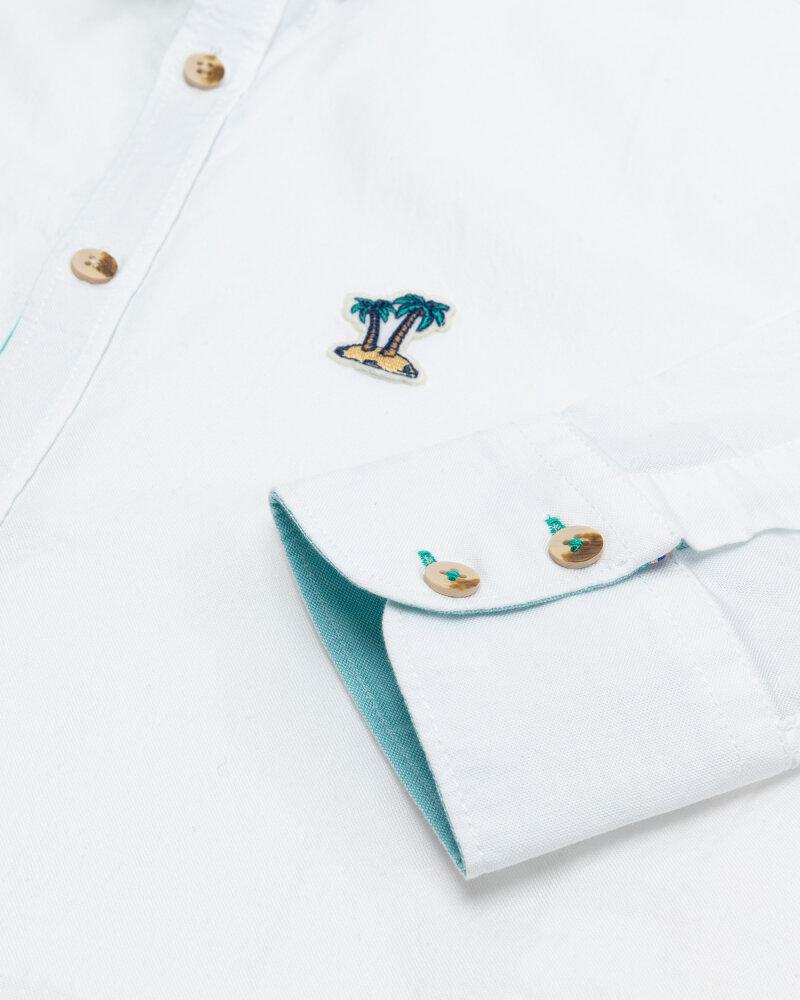 Koszula Colours & Sons 9121-200_201 WHITE biały - fot:3