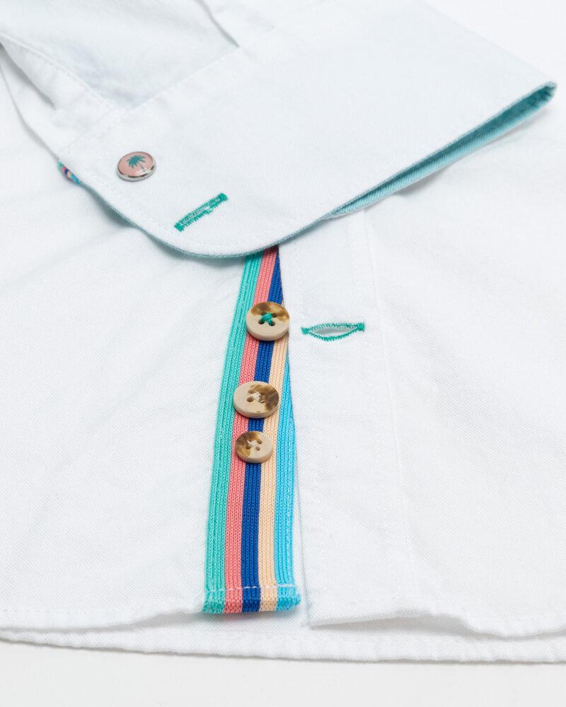 Koszula Colours & Sons 9121-200_201 WHITE biały - fot:4