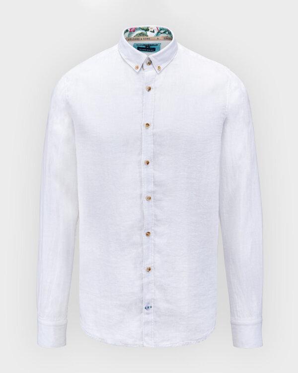 Koszula Colours & Sons 9121-210_211 WHITE biały