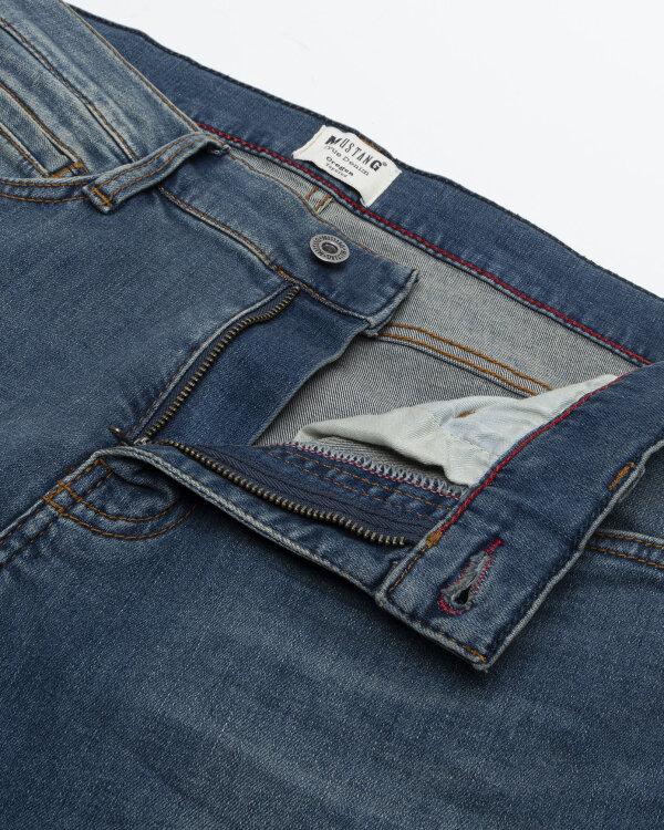 Spodnie Mustang 31165764_0068 niebieski