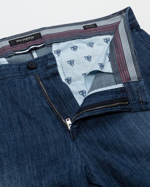 Spodnie Roy Robson 051043621163500/04_A401 niebieski