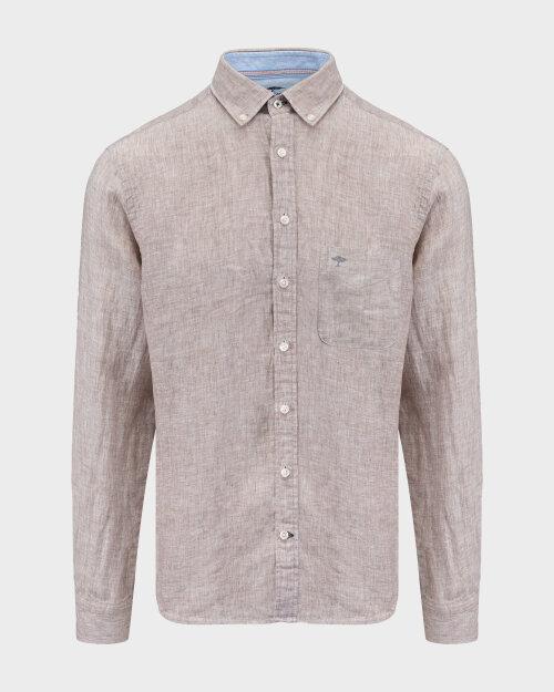 Koszula Fynch-Hatton 11216030_6035 beżowy