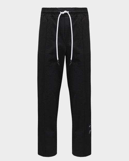 Spodnie Trussardi  52P00192_1T005154_K299 czarny
