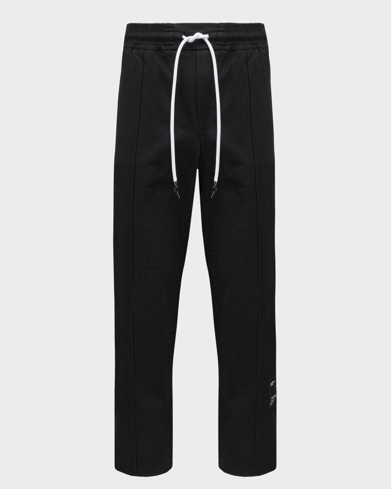 Spodnie Trussardi  52P00192_1T005154_K299 czarny - fot:1