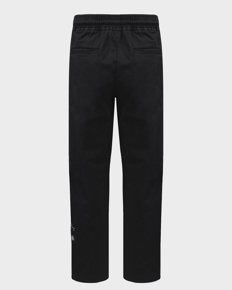 Spodnie Trussardi  52P00192_1T005154_K299 czarny - fot:5