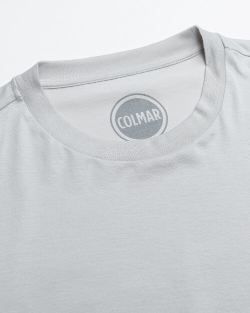 T-Shirt Colmar 7520_6SS_428 szary