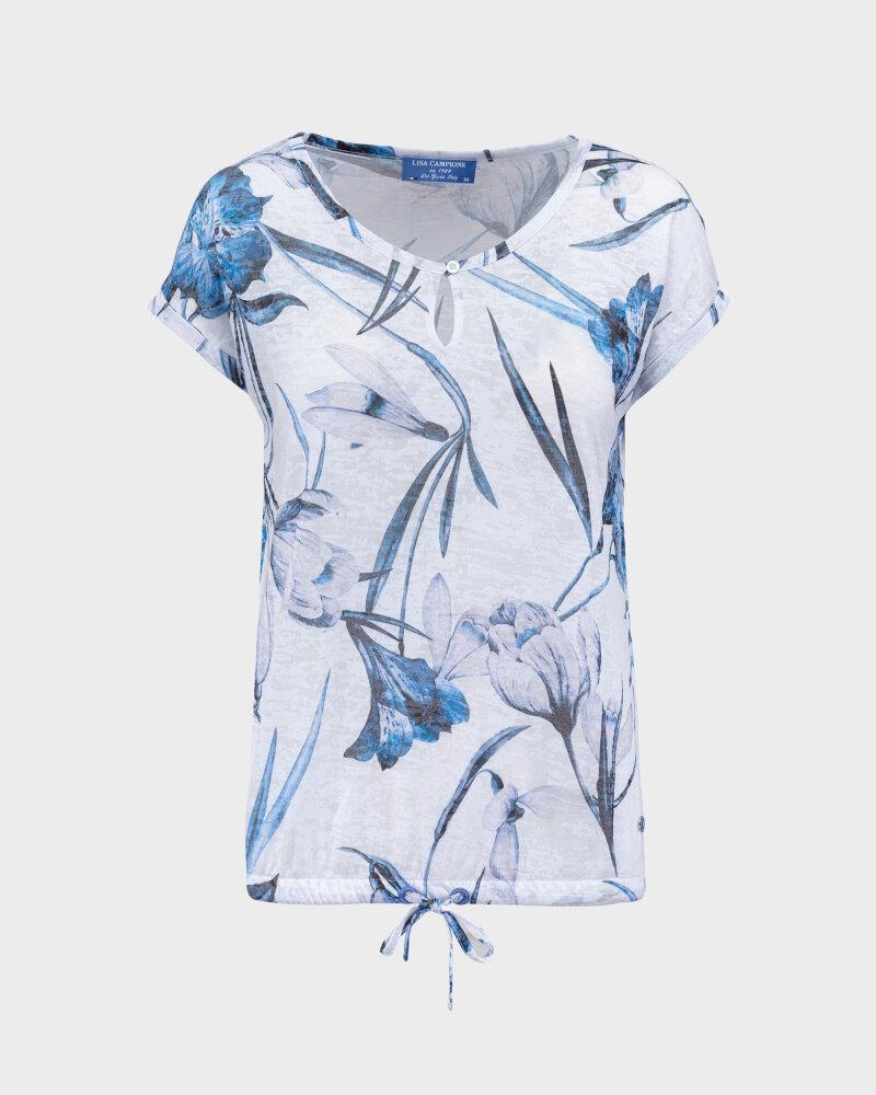 T-Shirt Campione 1583222_121130_83197 niebieski - fot:1