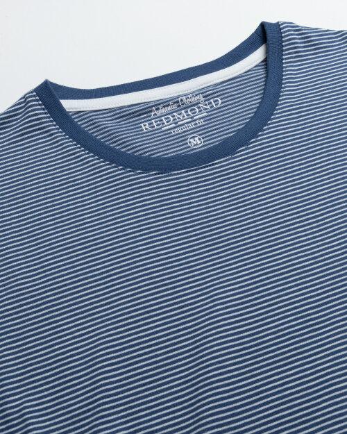 T-Shirt Redmond 211900650_18 niebieski