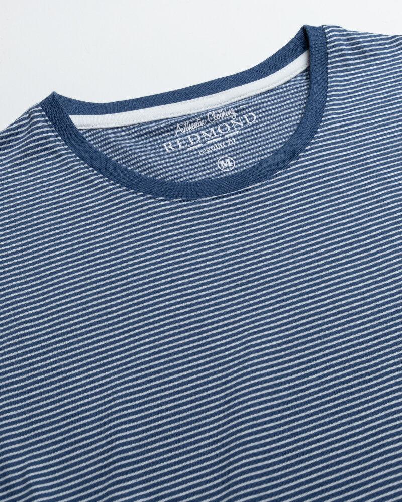 T-Shirt Redmond 211900650_18 niebieski - fot:2