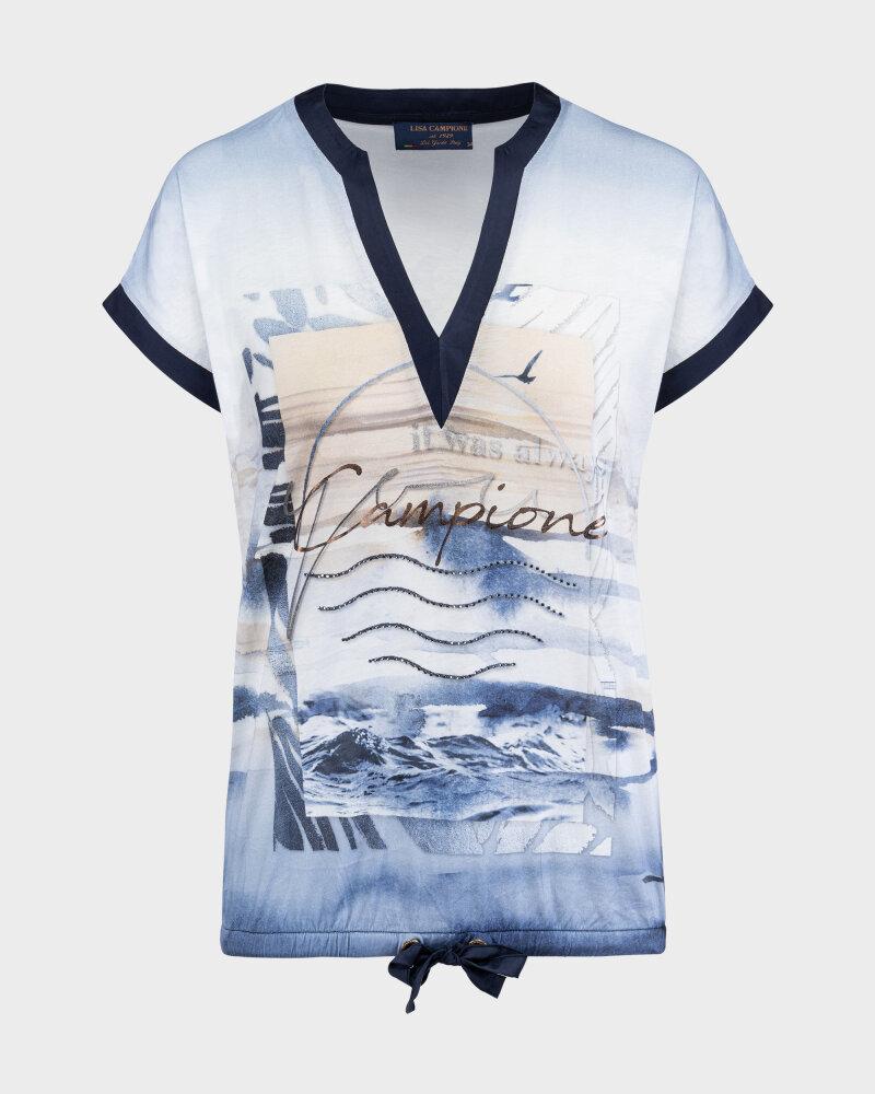 T-Shirt Campione 1583415_121130_343 wielobarwny - fot:1