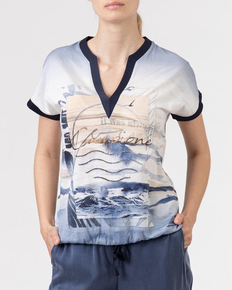 T-Shirt Campione 1583415_121130_343 wielobarwny - fot:2