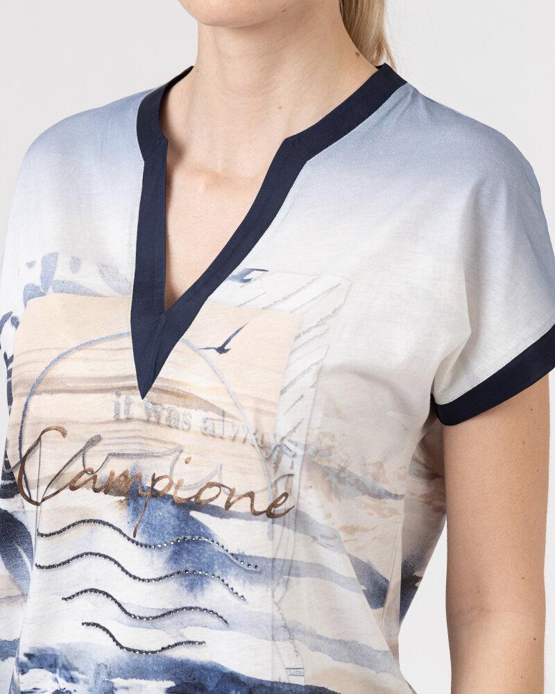 T-Shirt Campione 1583415_121130_343 wielobarwny - fot:3