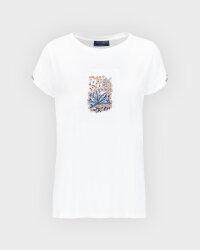 T-Shirt Campione 1873434_121130_40100 biały- fot-0
