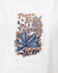 T-Shirt Campione 1873434_121130_40100 biały- fot-4
