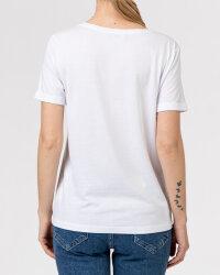 T-Shirt Campione 1583513_121130_10000 biały- fot-3
