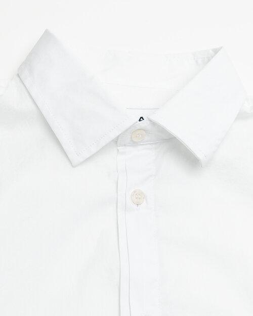 Koszula Gas A1348_KIN/S DET.          _0001 biały