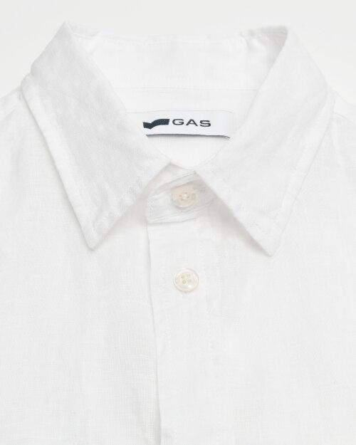 Koszula Gas A1356_DAB/R PK            _0001 biały