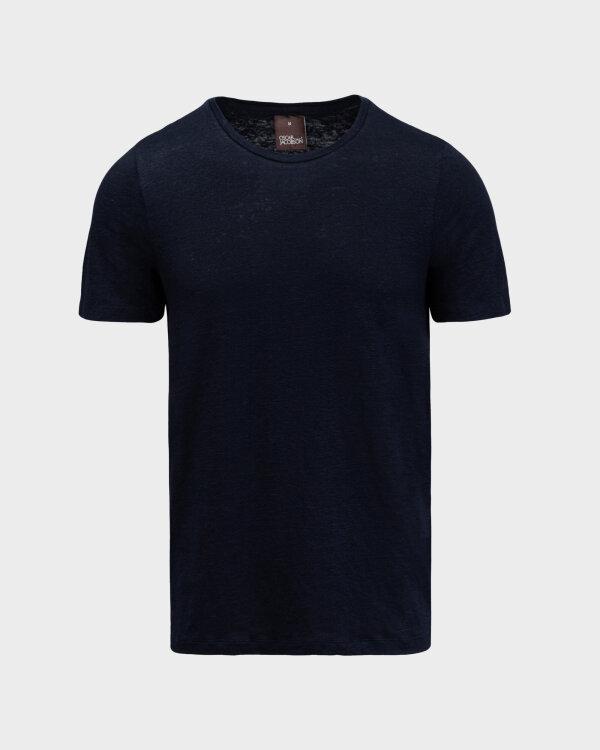 T-Shirt Oscar Jacobson KYRAN 6789_5650_216 granatowy