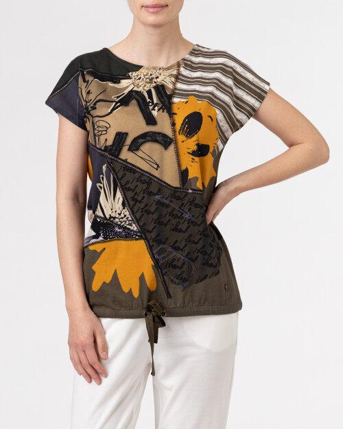 T-Shirt Campione 1583519_121130_90 zielony