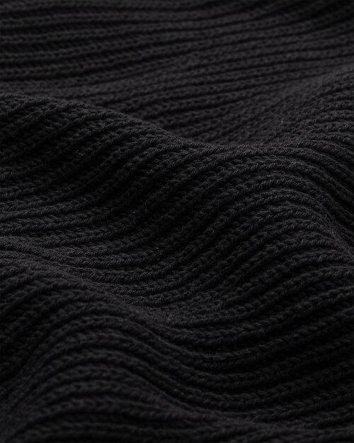 Kardigan Fraternity WL21_BONNY_BLACK czarny