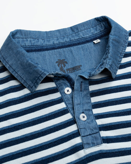 Polo Pioneer Authentic Jeans 07192_04169_578 granatowy