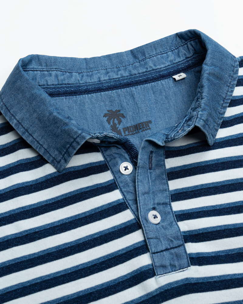 Polo Pioneer Authentic Jeans 07192_04169_578 granatowy - fot:2