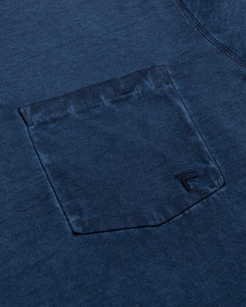T-Shirt Pioneer Authentic Jeans 07358_04555_559 granatowy - fot:3