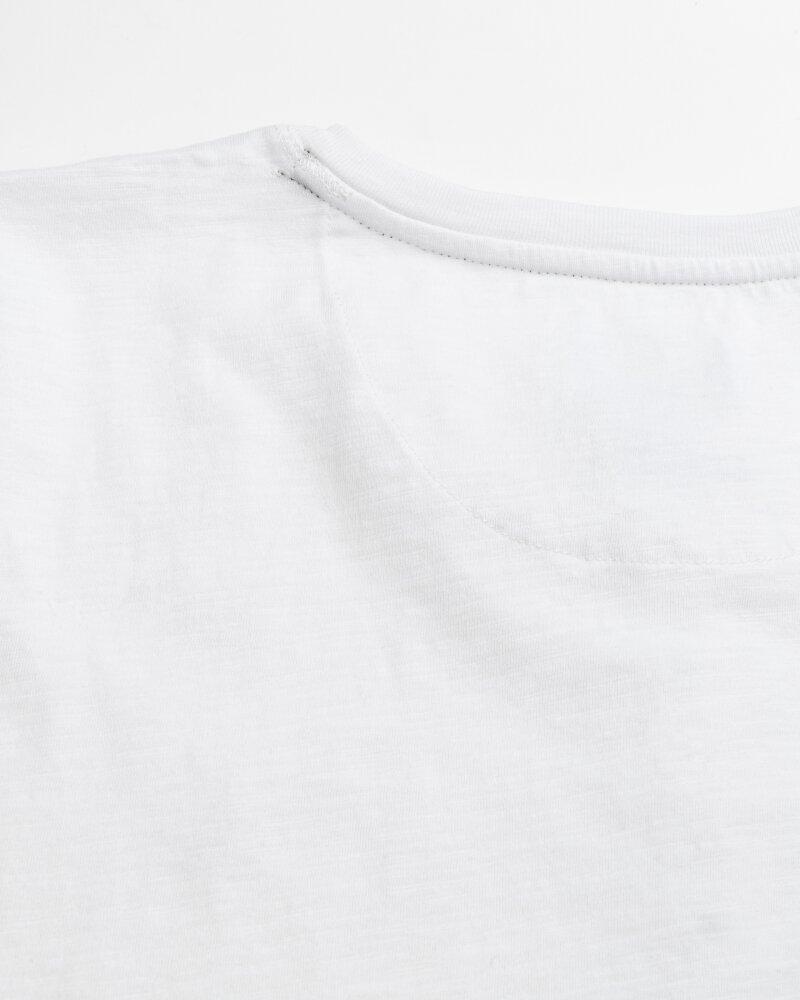 T-Shirt Camel Active 9T04409474_01 biały - fot:3