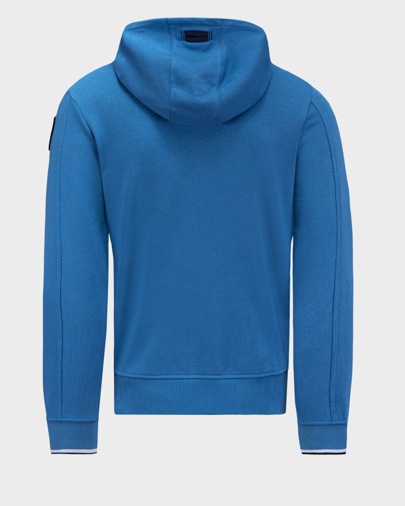 Bluza Blauer BLUF02117_801 niebieski - fot:6