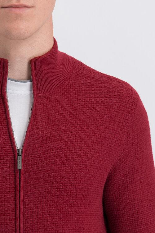 Sweter Bugatti 45525_5 7650_960 czerwony