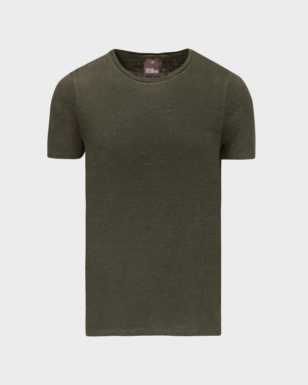 T-Shirt Oscar Jacobson KYRAN 6789_5650_836 khaki