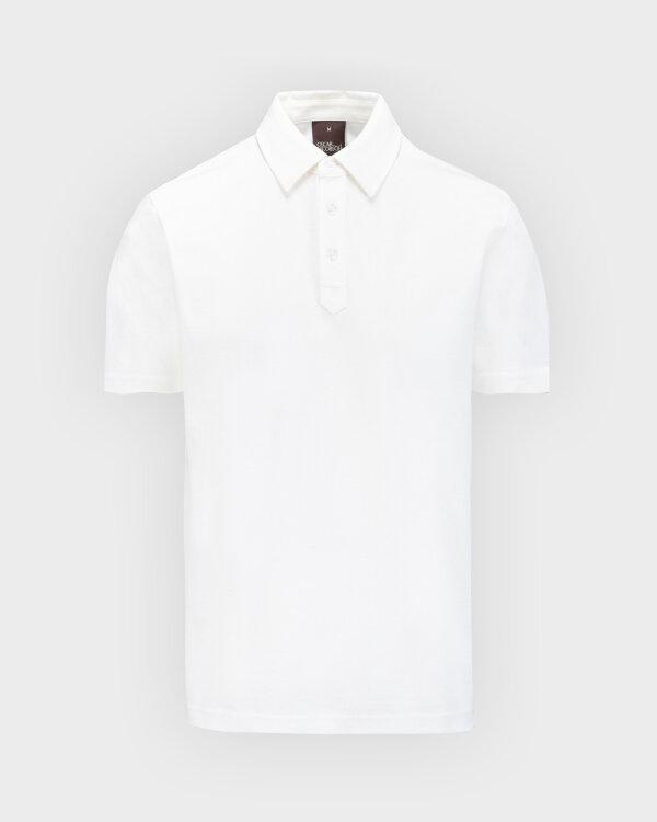 Polo Oscar Jacobson WADE 6960_5108_904 biały