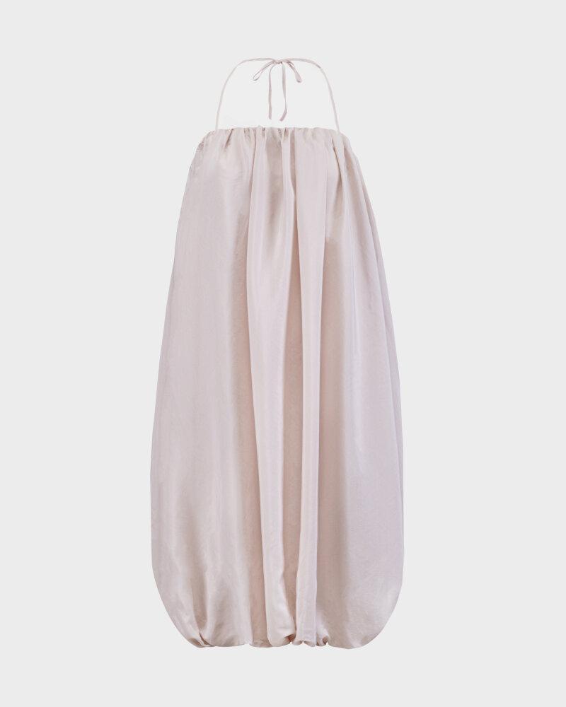 Sukienka Na-Kd 1018-006816_LIGHT BEIGE beżowy - fot:1