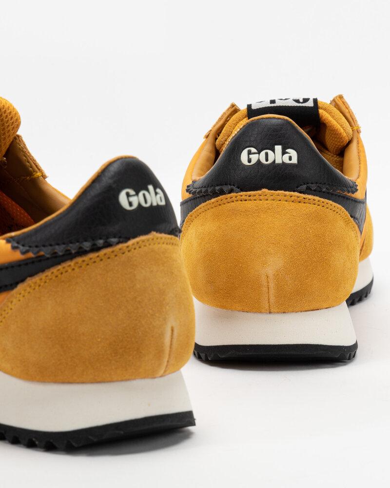 Buty Gola CMB108EW_GOLA BOSTON 78_SUN/BLACK pomarańczowy - fot:3