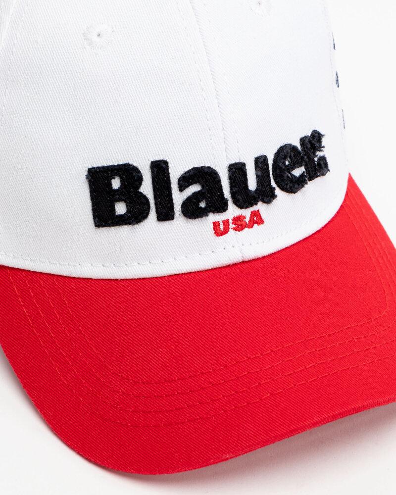 Czapka Blauer BLUA04426_100 biały - fot:2